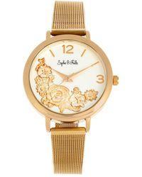 Sophie & Freda Lexington Watch - Metallic