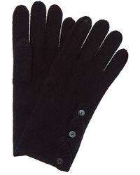 Forte Ruffle Tech Glove - Black