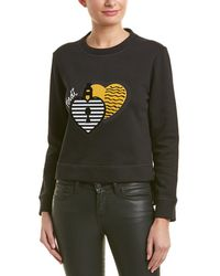 Fendi Graphic Sweatshirt - Black