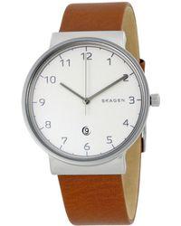 Skagen - Denmark Men's Ancher Watch - Lyst