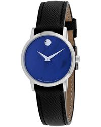 Movado Women's Museum Classic Watch - Blue