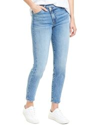 7 For All Mankind 7 For All Mankind Ventura Ave Skinny Leg Jean - Blue