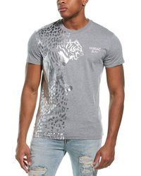 Versace Jeans Couture Regular Fit Shirt - Gray