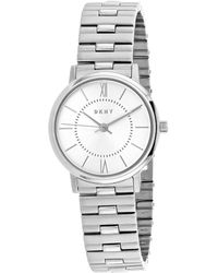 DKNY Women's Willoughby Watch - Metallic