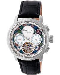 Heritor Aura Watch - Multicolour