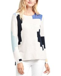 NIC+ZOE Easy Pieces Jumper - Blue