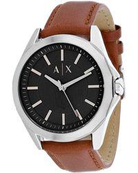 Armani Exchange Classic Watch - Multicolour
