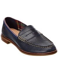 Sperry Top-Sider Seaport Penny Leather Slip-on - Blue