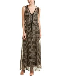 Nanette Lepore Maxi Dress - Natural