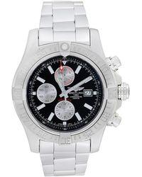 Breitling Breitling 2000s Men's Super Avenger Watch - Metallic