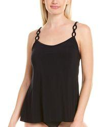 Magicsuit Kate Tankini Top - Black