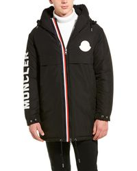 Moncler Down Coat - Black