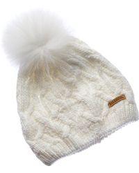 Rossignol Set Of 3 Gyna Hat - White