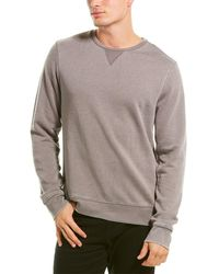Sovereign Code Lion Sweatshirt - Grey