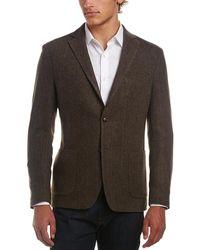 Austin Reed | Wool Sport Coat | Lyst