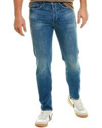 Rag & Bone Fit 2 Loki Slim Fit Jean - Blue
