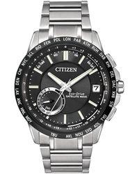 Citizen Men's Stainless Steel Watch - Metallic