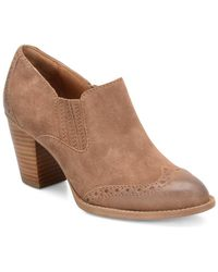 Söfft Weston Booties - Brown