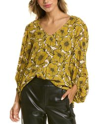Traffic People Mollie Top - Yellow