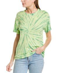 Lacausa Kai T-shirt - Green