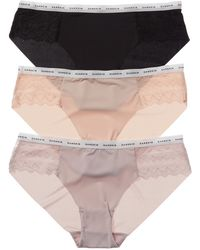 Danskin 3pk Laser Panty - Multicolor
