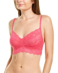 Cosabella Never Say Never Sweetie Soft Bra - Pink