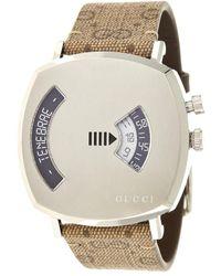 Gucci Grip Watch - Metallic