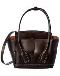 Bottega Veneta Arco Mini Leather Tote - Multicolor