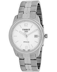 Tissot Pr 100 Watch - Metallic