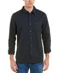 AG Jeans - Caleb Button Down Top - Lyst