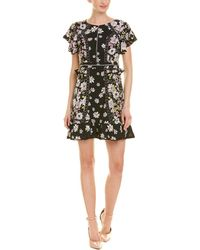 Laundry by Shelli Segal - Embellished Fit & Flare Dress - Lyst