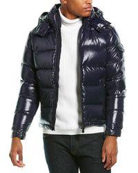 Moncler Bady Jacket - Blue
