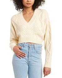 ATOIR Unhinged Sweater - White