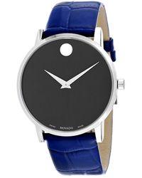 Movado Museum Watch - Multicolour