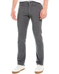 BOSS by Hugo Boss Slim-fit Brushed Jeans - Grey