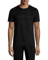 Antony Morato - Mesh Front T-shirt - Lyst