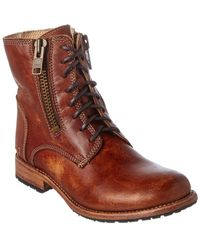 Bed Stu - Tactic Leather Boot - Lyst