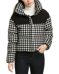 Moncler Nil Quilted Down Jacket - Black