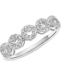 Diana M. Jewels . Fine Jewellery 14k 0.52 Ct. Tw. Diamond Ring - Metallic