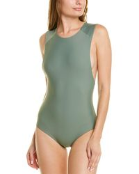 Aila Blue Oracle One-piece - Green