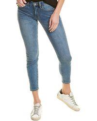 Lucky Brand Ava Seaton Super Skinny Jean - Blue