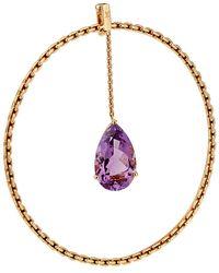 Louis Vuitton Louis Vuitton 18k Amethyst Chain Bracelet - Multicolour