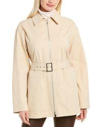 Lafayette 148 New York Allegra Jacket - Gray