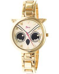 Boum Women's Sagesse Watch - Metallic