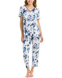 Donna Karan Sleepshirt - White