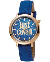 Just Cavalli Women's Logo Logomania Watch - Multicolor