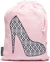 Melissa Beth - She She Shoe Bag - Lyst