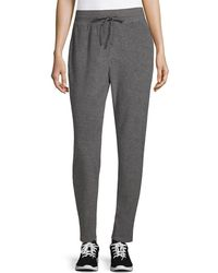 James Perse - Heathered Jogger Pant - Lyst