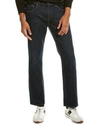 7 For All Mankind 7 For All Mankind Austyn Dilo Straight Leg Jean - Blue