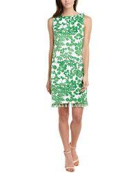 Trina Turk Encantader Dress - Green